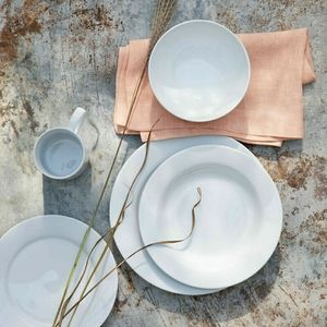 Crate and Barrel Aspen Dinnerware Set - 40 pcs